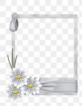 Flower - Borders And Frames Flower Picture Frames Clip Art Decorative Arts PNG