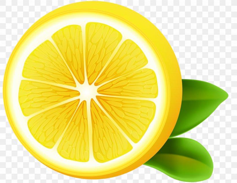 Lemon-lime Drink Sweet Lemon Citron, PNG, 5000x3856px, Lemon, Citric Acid, Citron, Citrus, Diet Food Download Free