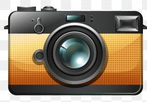 Camera - Camera Photography Clip Art PNG