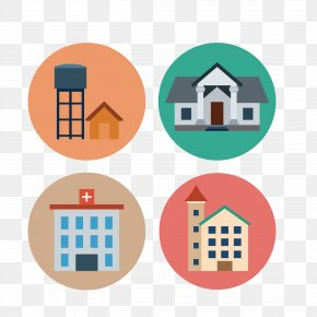 Architectural - Illustration Icon Design Euclidean Vector PNG