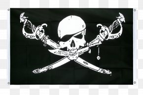 Flag - Jolly Roger Piracy Flag Brethren Of The Coast Port Royal PNG