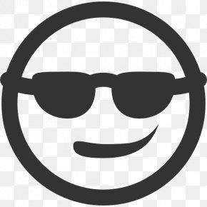 Cool HD - Smiley Emoticon Icon PNG