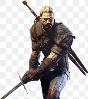 The Witcher Clipart - The Witcher 3: Wild Hunt The Witcher 2: Assassins Of Kings Geralt Of Rivia PNG