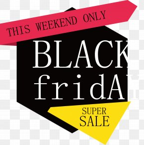 Folded Black Friday Vector Material - Norway Black Ice Black Friday The Children's Place Clothing PNG