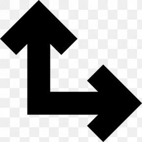 Angle - Right Angle Line Turn PNG