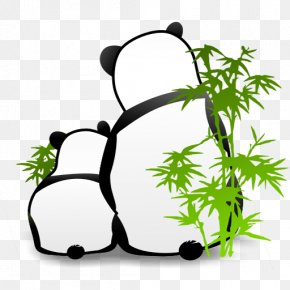 Panda Family - Giant Panda Bear The Body In The Marsh: A Completely Gripping Crime Thriller With A Shocking Twist You Wont See Coming Icon PNG