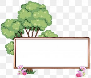 Hydrangea Picture Frame - Picture Frame PNG