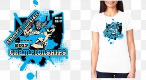 T-shirt - T-shirt Graphic Design Logo Softball PNG