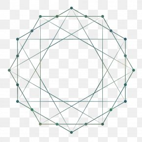 Star - Star Polygon Regular Polygon Dodecagon Internal Angle PNG