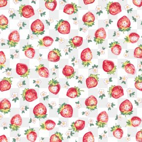 Strawberry Decoration Picture Material - Textile Strawberry Amorodo Aedmaasikas PNG