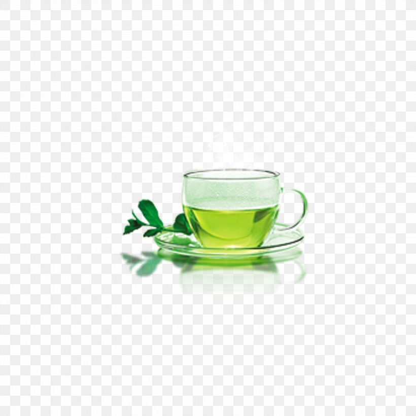 Green Tea Coffee Cup, PNG, 3543x3543px, Tea, Coffee, Coffee Cup, Cup, Drink Download Free