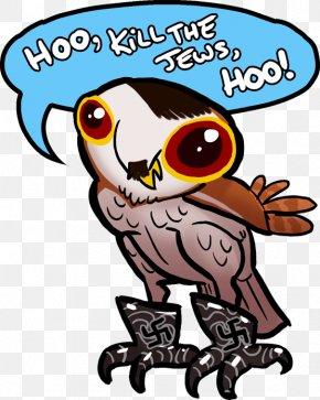 Owl - Owl Kludd The Holocaust Beak Clip Art PNG