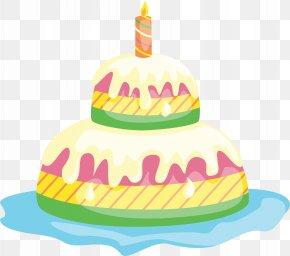 Bolo - Birthday Cake Cupcake Cartoon Cakes PNG