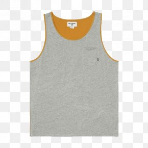 T-shirt - T-shirt Gilets Sleeveless Shirt PNG