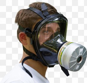 Gas Mask Soldier - Gas Mask Headgear Bicycle Helmets Respirator PNG
