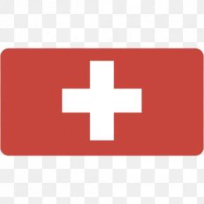 Switzerland - Symbol Red Logo PNG
