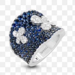 Sapphire - Sapphire Ring Gemstone Diamond Jewelry Design PNG