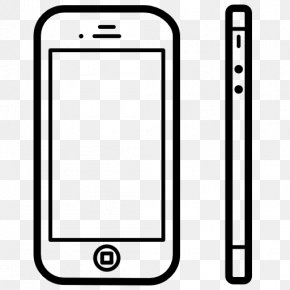 Smartphone - IPhone 4S Smartphone Feature Phone Telephone PNG