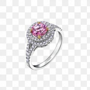 Enzo Platinum Ring - Ring Platinum Gratis Gemstone PNG