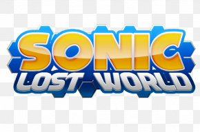 Sonic Lost World - Sonic Lost World Logo Brand Font Product PNG
