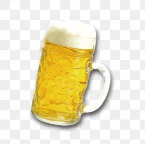 Beer Beer Cup - Beer Glassware Cup Computer File PNG