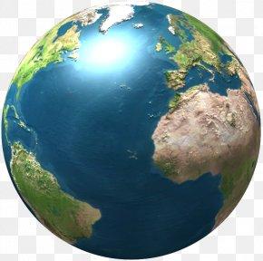 Earth - Earth Globe Icon PNG