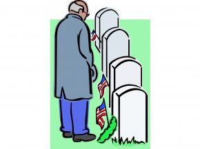 Memorial Day Borders - Lima Memorial Day Veterans Day Clip Art PNG