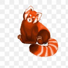 Red Panda File - Red Panda Praying Hands Giant Panda Clip Art PNG