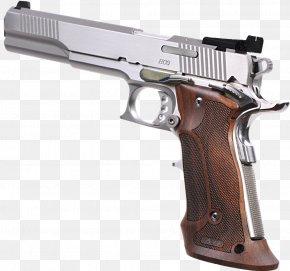 Revolver - Trigger Holden Custom Guns Revolver Firearm PNG
