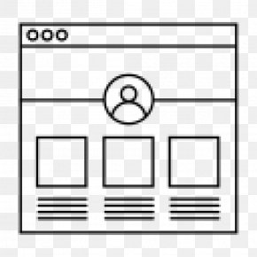Design - Website Wireframe User Interface Design User Experience Design PNG