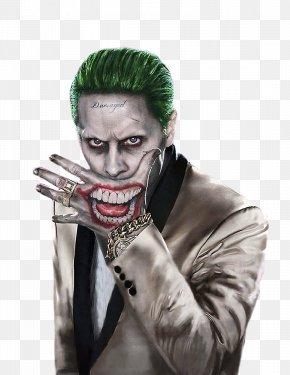 Joker - Jared Leto Joker Batman Harley Quinn Robin PNG