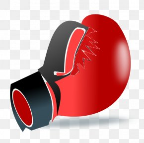 Boxing Gloves - Boxing Glove Clip Art PNG