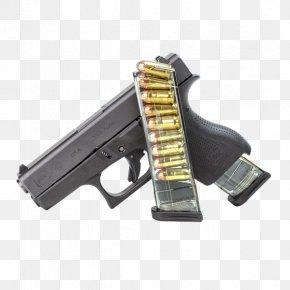 Weapon - Trigger Firearm Magazine .380 ACP Glock PNG