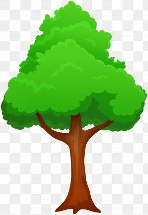 Tree - Vector Graphics Drawing Clip Art Image Cartoon PNG