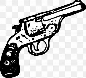 Hand Gun - Weapon Firearm Revolver Pistol Ammunition PNG