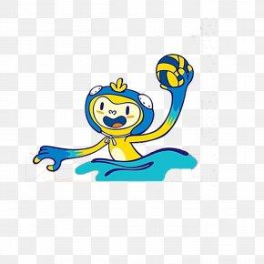 Rio Mascot - 2016 Summer Olympics Volleyball Rio De Janeiro PNG