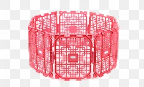 Pet Fence - Dog Crate Pet Carrier Cat Kennel PNG