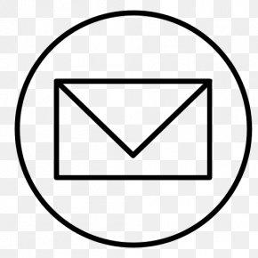Symbol Triangle - Gmail Logo PNG
