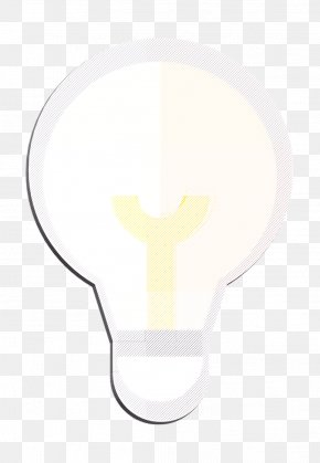 Ceiling Lamp - Light Bulb Icon Idea Icon Business And Office Icon PNG