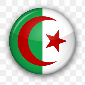 Flag Of Algeria - Flag Of Algeria National Flag French Algeria PNG