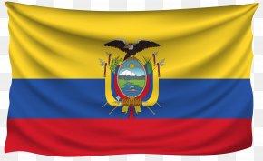 Equador - Flag Of Ecuador Gran Colombia Flags Of The World PNG