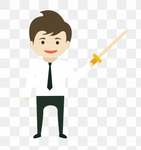 The Man With The Sword - Telescope Clip Art PNG