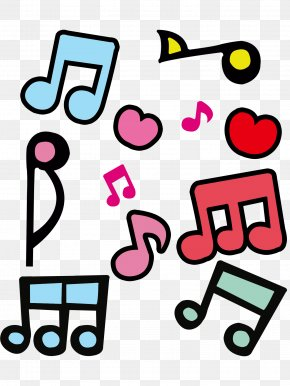 Musical Note - Musical Note Cartoon PNG