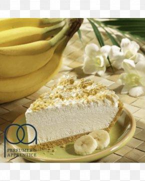 Ice Cream - Banana Bread Banana Cake Torte Ice Cream PNG