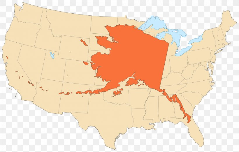 Contiguous United States Ketchikan Hawaii Map Geography Of Alaska