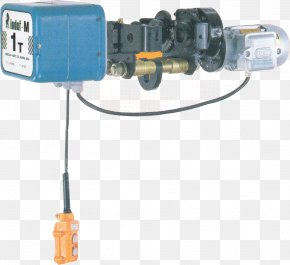 Trolly - Tram Hoist India Pulley Electricity PNG