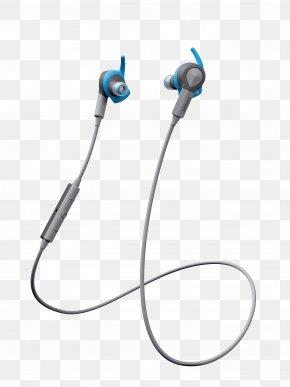Headphones - Jabra Sport Coach Headphones Apple Earbuds Jabra Sport Pace PNG