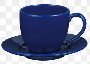 Blue Tea Cup Image - Tea Coffee Cupcake PNG