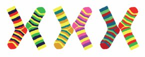 Down Syndrome Cliparts - World Down Syndrome Day Sock March 21 Child PNG