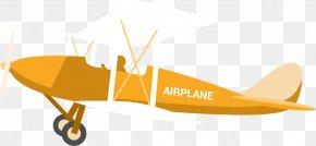 Aeroplane - Airplane Light Aircraft Propeller General Aviation PNG